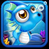 Download Pip Pop Ocean Matching Game APK on PC
