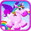 Magical Unicorn Dress Up icon