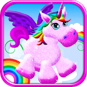 Magical Unicorn Dress Up