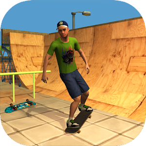 Skater 3d Simulator for PC and MAC