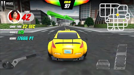 Taxi Drift 1.0 screenshot 43668