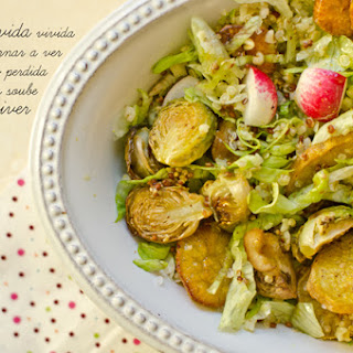 Winter Salad.