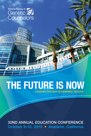 NSGC 32nd Annual Conference