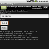 NYC Closing Cost Breakdown