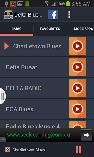 【免費音樂App】Delta Blues Radio-APP點子