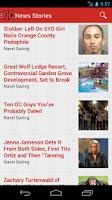 Screenshot of OC Weekly