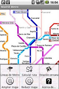 Madrid Metro screenshot 0