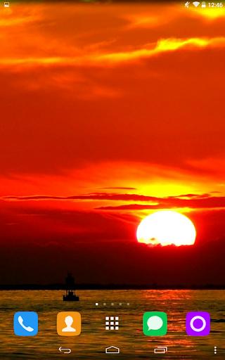 Sundown Live Wallpaper