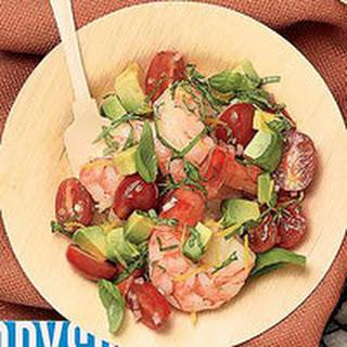 Seashore Shrimp Salad.