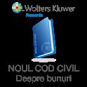 NOUL COD CIVIL: Despre Bunuri icon