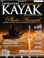 Screenshot of Adventure Kayak Magazine