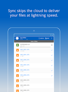 Sync Screenshot 17