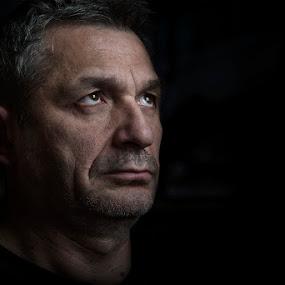 by Sead Kazija - People Portraits of Men
