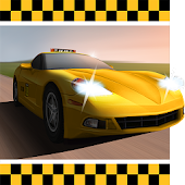 4x4 Off-Road Taxi Driver Game