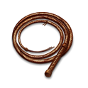 The whip icon