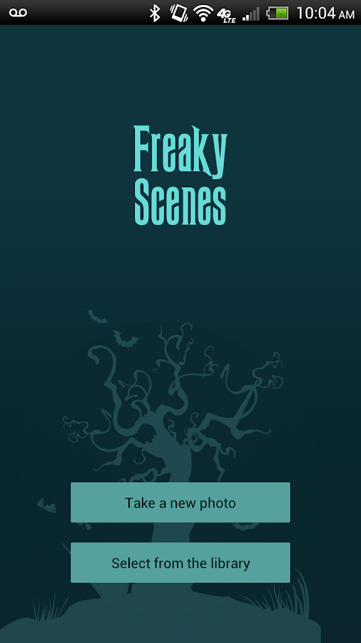 Freaky Scenes- screenshot