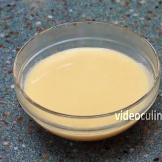 Condensed Milk.