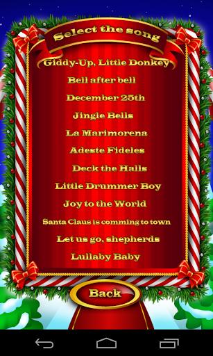 Santa's Music Shop