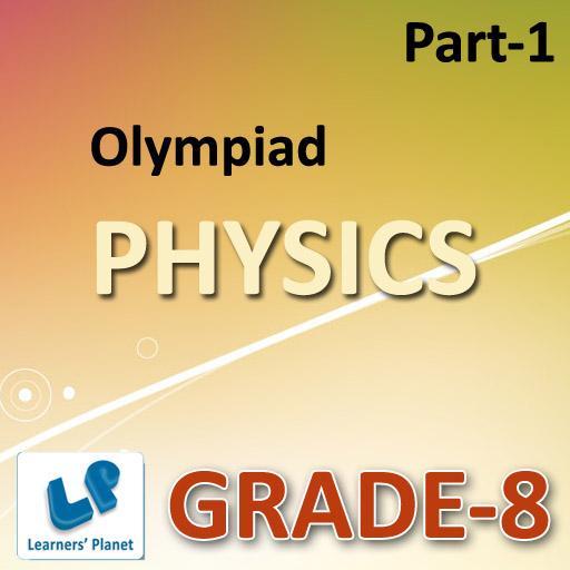 Grade-8-Olympiad-Phy-Part-1 LOGO-APP點子