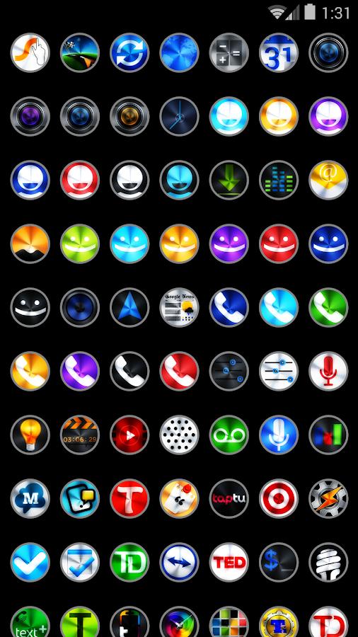 VIVID v2 - Icon Pack - screenshot