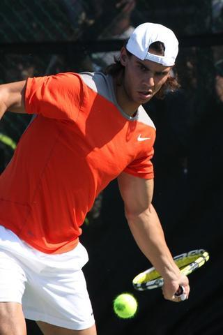 Raphael Nadal On The Mend - screenshot