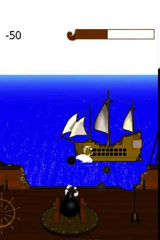 The Pirate Lords - screenshot