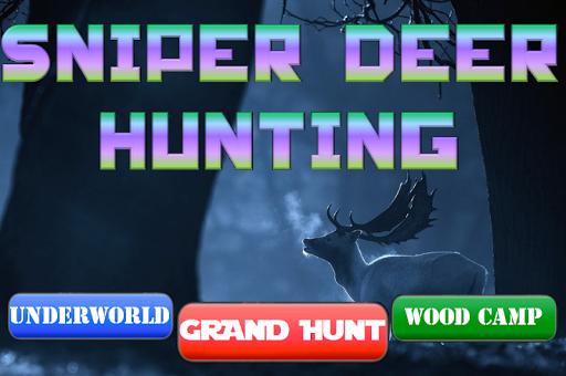 Sniper Deer Hunter