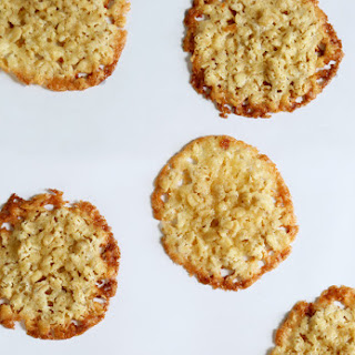 Gluten Free Oatmeal Lace Cookies