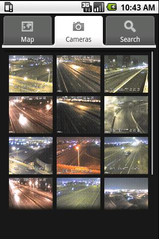 Canada Traffic Cameras - screenshot