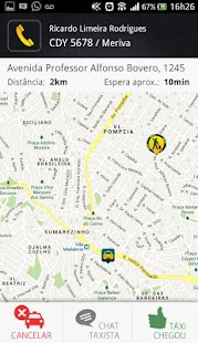 Taxija - Book a taxi - screenshot thumbnail