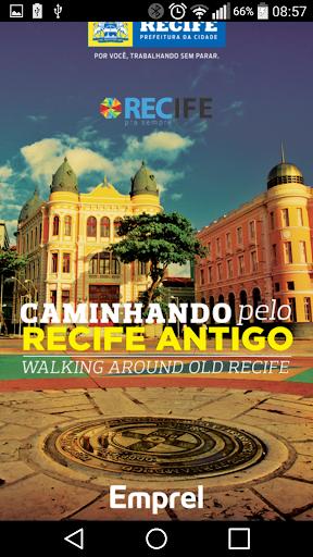 Walking Around Old Recife