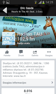 Radijas TAU- screenshot thumbnail