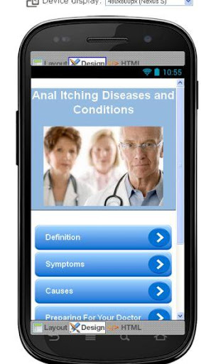 Anal Itching Information