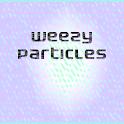 Weezy Pixel Particles logo
