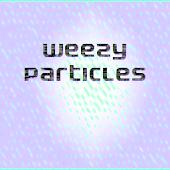 Weezy Pixel Particles