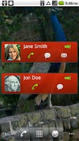 Screenshot of Fast Favorites Widget