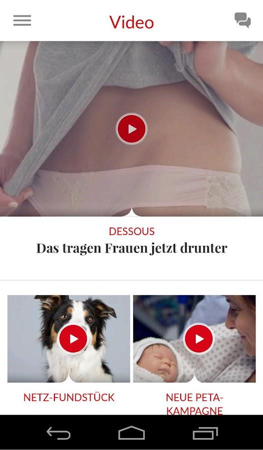 BRIGITTE - Was Frauen bewegt- screenshot
