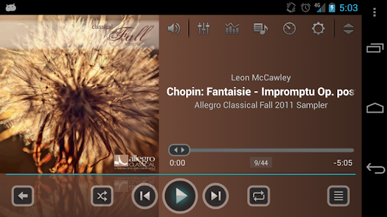 jetAudio Music Player Plus - screenshot thumbnail