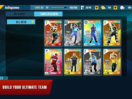 Indiagames Cricket Card Battle 11.0.1 screenshot 148231