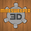 Minesweeper 3D logo