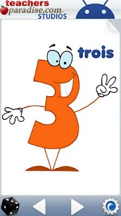 French Numbers 0-10 for Kids- screenshot thumbnail