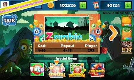 Bingo Fever - World Trip 1.04 screenshot 228054