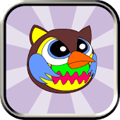 Angry Owl APK for Bluestacks