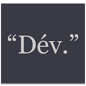 Excuses de dev (widget)
