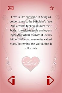 Love Quotes And Romantic SMS- screenshot thumbnail