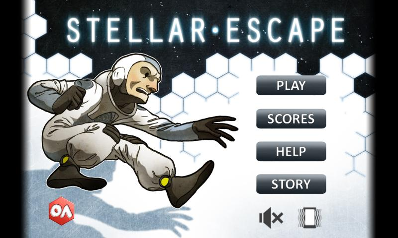 Stellar Escape- screenshot