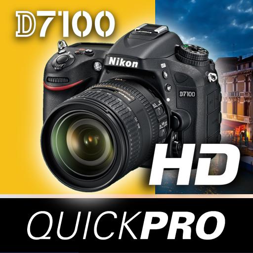 Nikon D7100 from QuickPro 攝影 App LOGO-APP開箱王