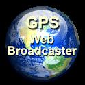 GPS Web Broadcaster logo