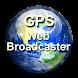 GPS Web Broadcaster