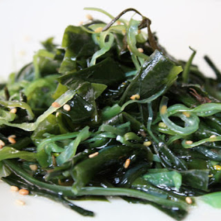 Seaweed Salad Recipe